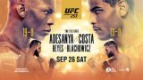 Watch UFC 253 : Adesanya Vs Costa 9/26/20