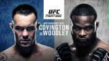 Watch UFC Fight Night 178: Covington vs Woodley 9/19/20