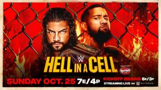 Watch WWE Hell In A Cell 2020 PPV 10/25/20