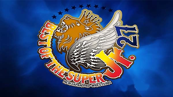 [ ENG ] 2nd Dec – Watch NJPW BEST OF THE SUPER Jr.27 12/2/20