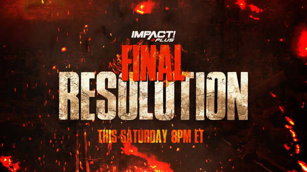 Watch Impact Wrestling Final Resolution 12/12/20