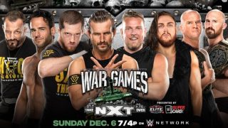 Watch WWE NxT TakeOver Wargames 2020 PPV 12/6/20