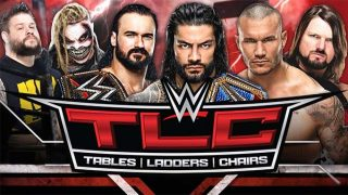 Watch WWE TLC 2020 PPV 12/20/20