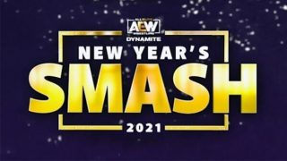 Watch AEW Dynamite Live New Years SMASH Night 1 1/6/21