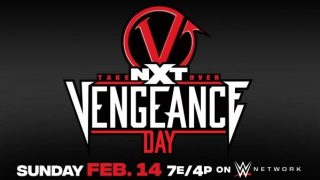 Watch WWE NxT TakeOver Vengeance Day 2021 PPV 2/14/21