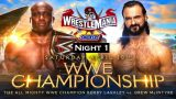 Watch WWE WrestleMania 37 Night 1 PPV 4/10/21