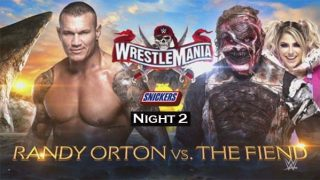 Watch WWE WrestleMania 37 Night 2 PPV 4/11/21